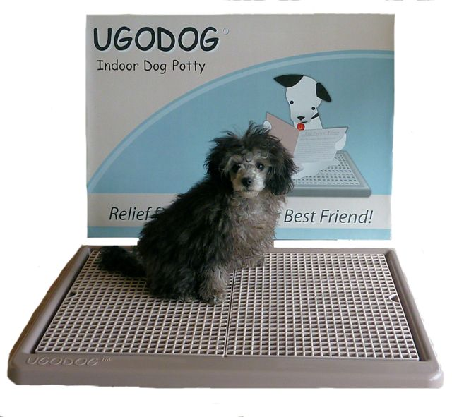 About Ugodog UGODOG is an innovative and environmentally friendly indoor dog potty and house training system. Our UGODOG trays are made from high-grade durable plastic and are easily cleaned.